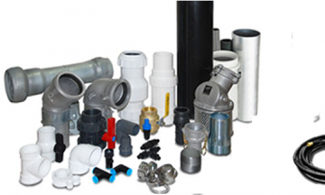 Drip irrigationPipe and fittings