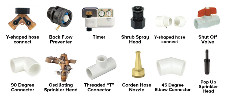 Residential Sprinkler Supplies